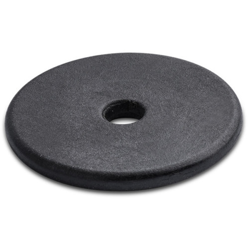 Versatile disc-shaped RFID tags designed to perform in the toughest conditions. On-metal version.