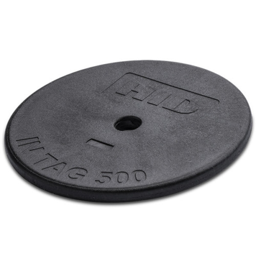 Versatile disc-shaped RFID tags designed to perform in the toughest conditions.